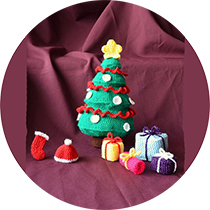 cirkel-kerstboomgifts