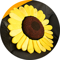 sunflowerpillow