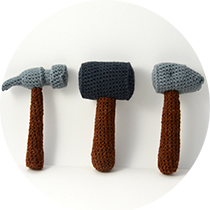 crochet-hammer-pattern