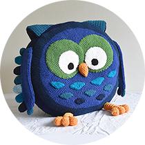 cirkel-owlpillow