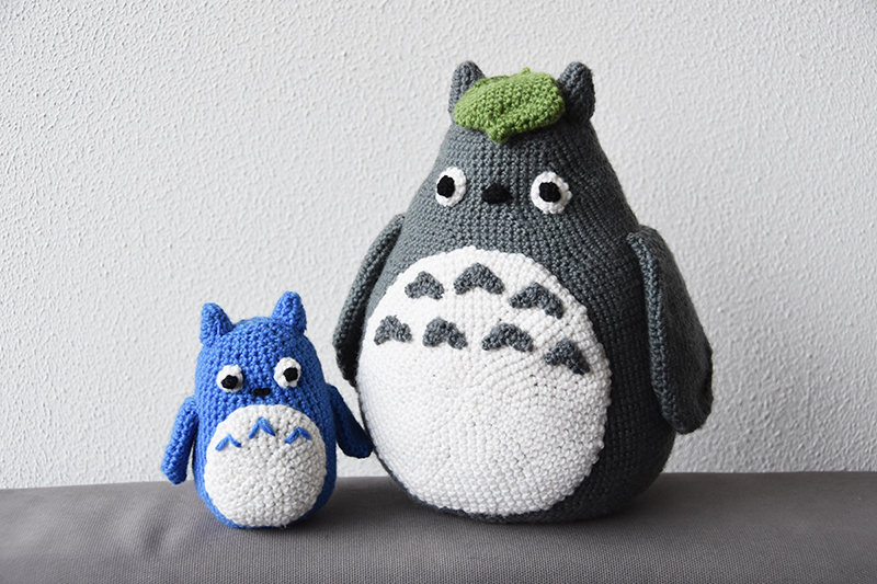 Free Totoro Crochet Patterns: All 3 Spirits from My Neighbor Totoro! | | 533x800