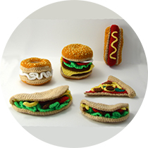crochet-fastfood-collection