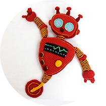 cirkel-redrobot