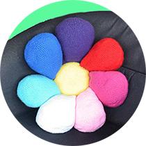 cirkel-flowerpillow