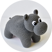 hippo-cirkel