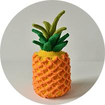 pineapple-cirkel